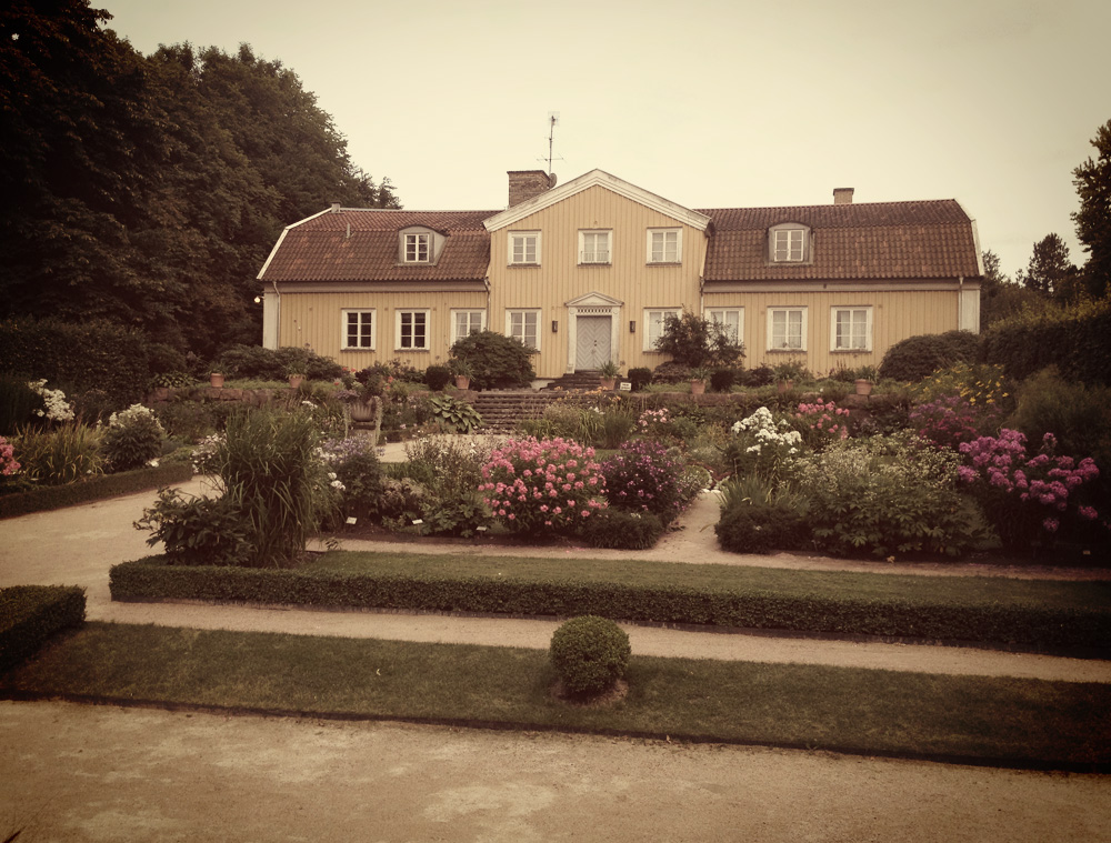 Botaniska Trädgården in Gothenburg