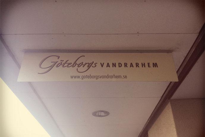 Goteborgs Vandrarhem is a cheap hostel in Gothenburg
