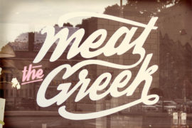 Meat the Greek in Gothenburg