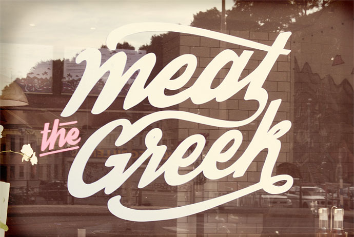 Meat the Greek in Gothenburg