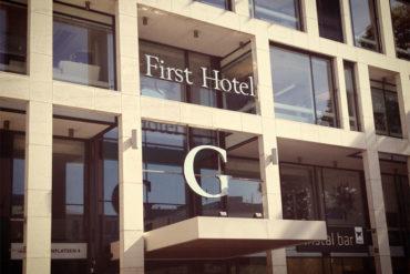 First Hotel G in Gothenburg