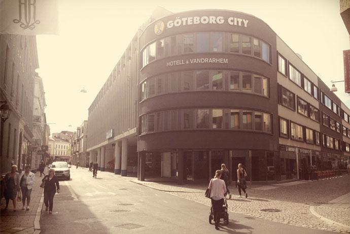 Göteborg City Hostel