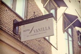 Hotel Vanilla in Gothenburg