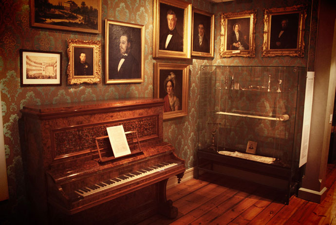 Inside Gothenburg City Museum
