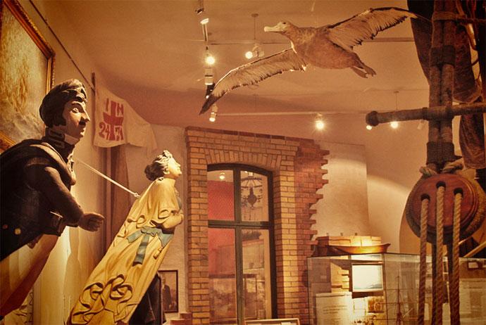 Maritime Museum in Gothenburg