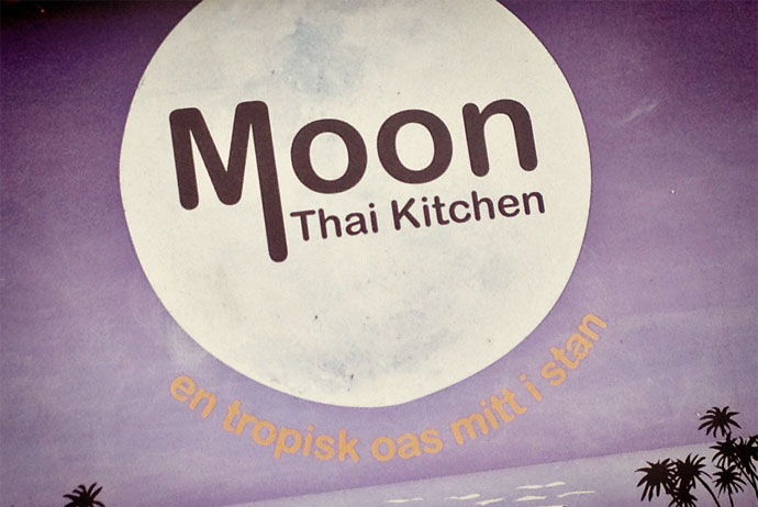 Moon Thai Kitchen in Gothenburg