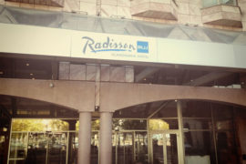Radisson Blu Scandinavia in Gothenburg