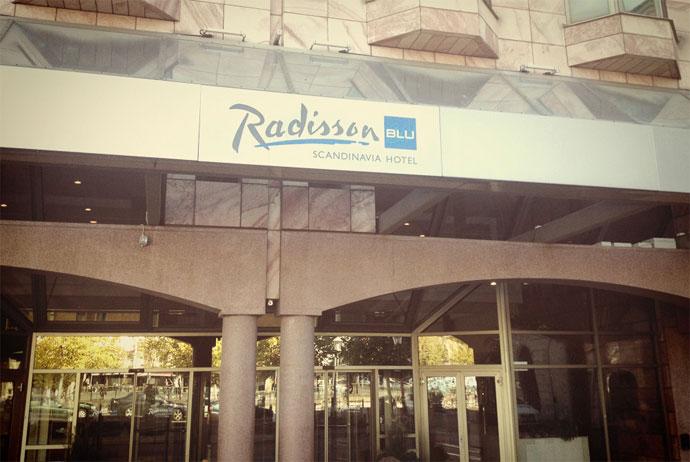 Radisson Blu Scandinavia in Gothenburg