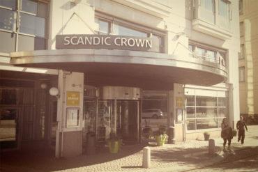 Scandic Crown in Gothenburg
