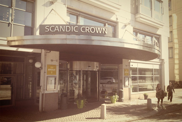 Scandic Crown in Gothenburg