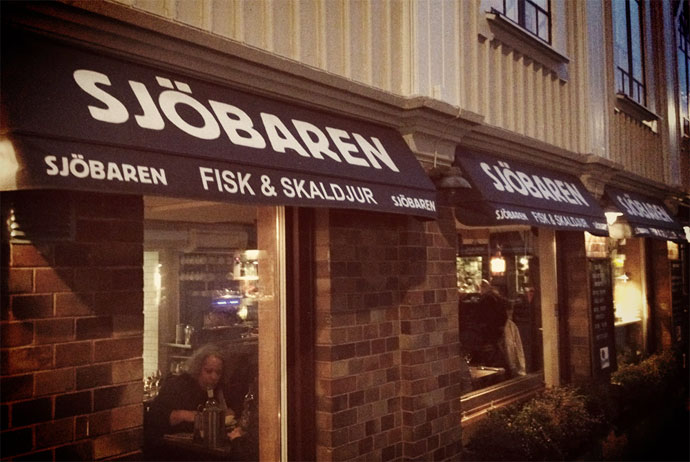 Sjobaren in Gothenburg