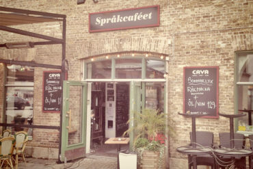 Språkcafeet language café in Gothenburg