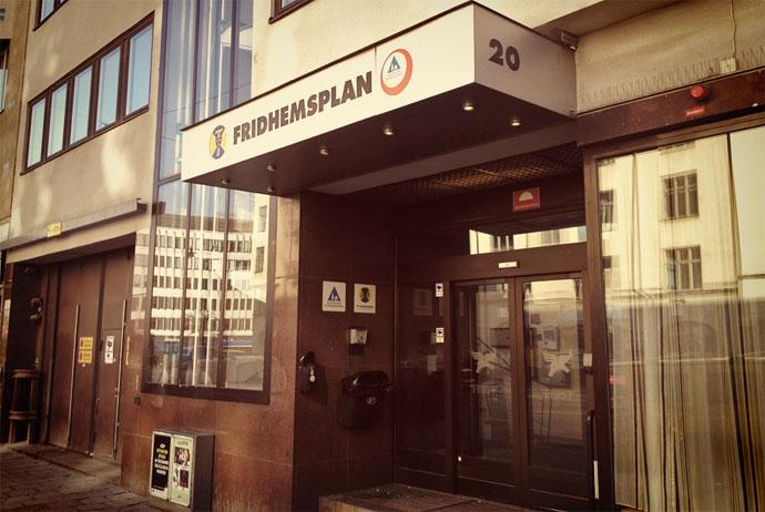 STF Fridhemsplan