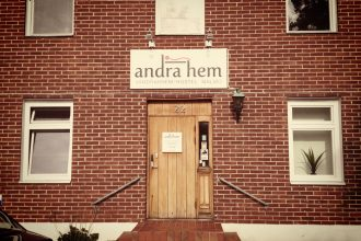 Review of Andrahem hostel in Malmö
