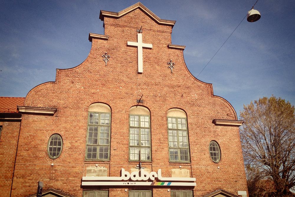 Babel live music venue in Malmö,