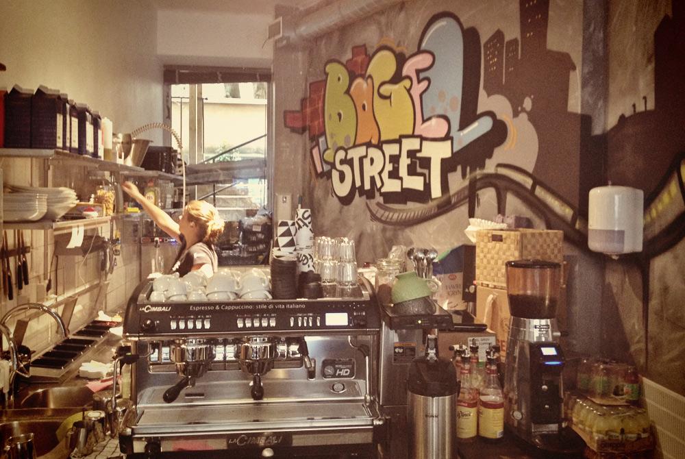 Bagel Street Café