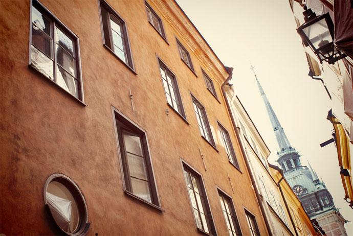 Castanea hostel Stockholm