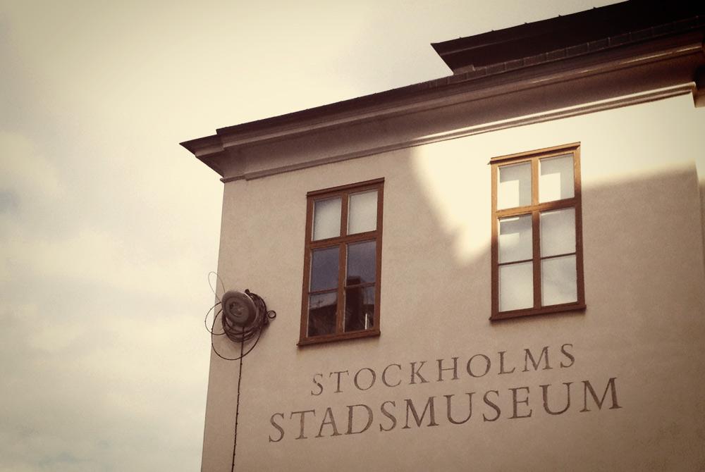 City Museum (Stadsmuseum), Stockholm