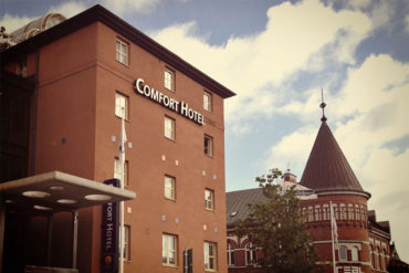Comfort Hotel in Malmö