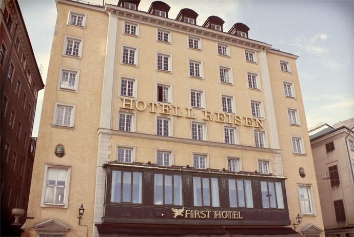 First Hotel Reisen in Stockholm