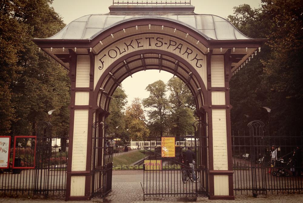 Folkets Park in Malmö