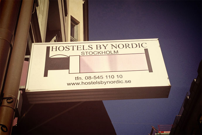 Hostels by Nordic in Stockholm
