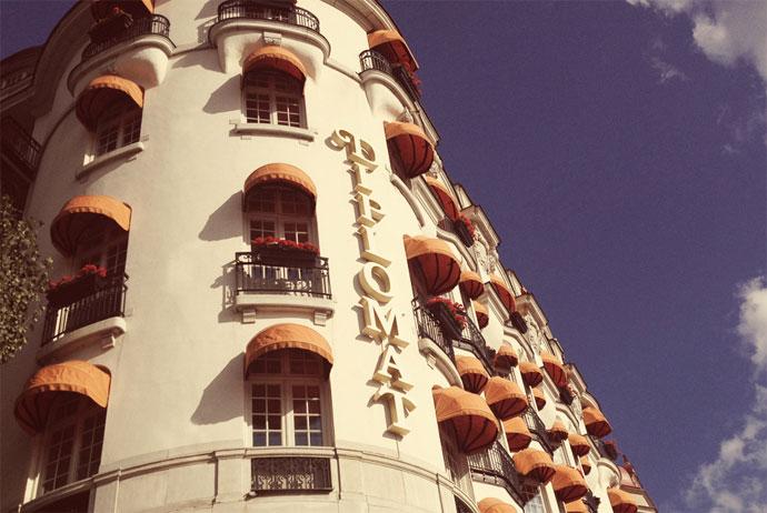 Hotel Diplomat in Stockholm