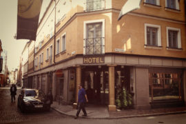 Hotel Master Johan in Malmö
