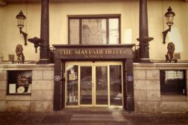 Hotel Mayfair Tunneln in Malmö