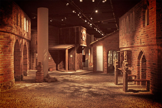 Medeltidsmuseet in Stockholm