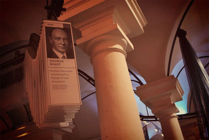 The Nobel Museum is free on Tuesday evenings