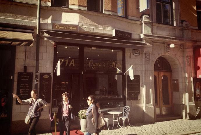 Queen's Hotel in Stockholm