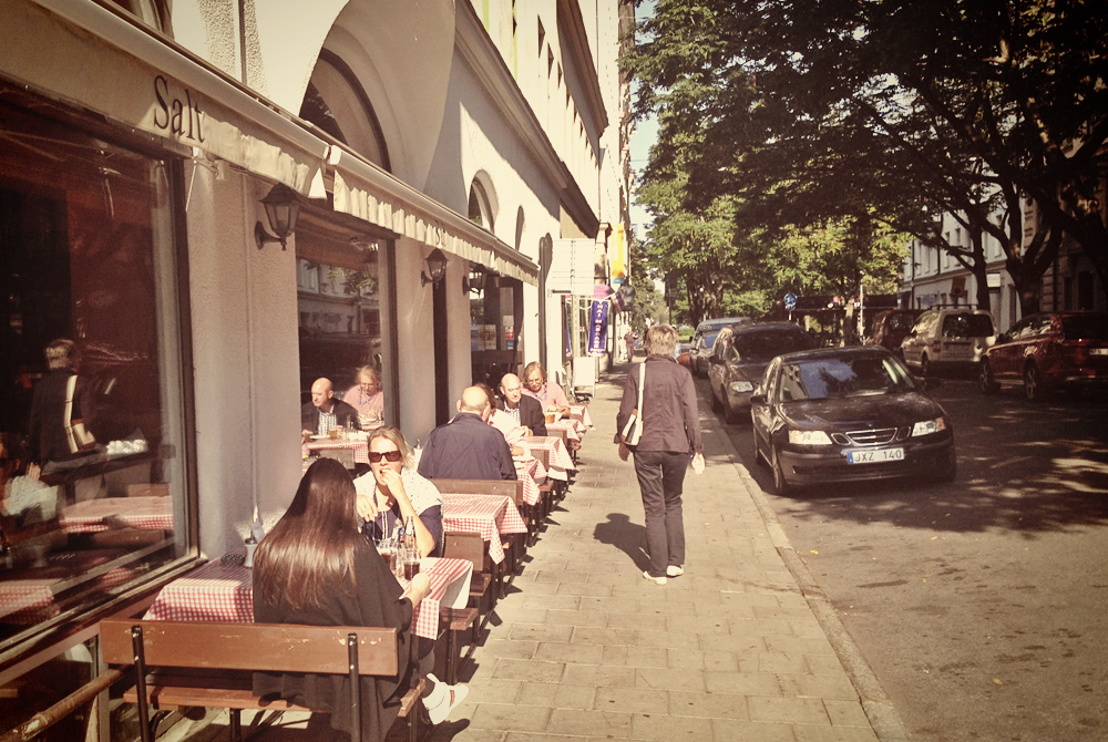 Restaurants in kungsholmen, stockholm – routes north