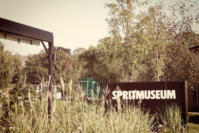 Spritmuseum Stockholm