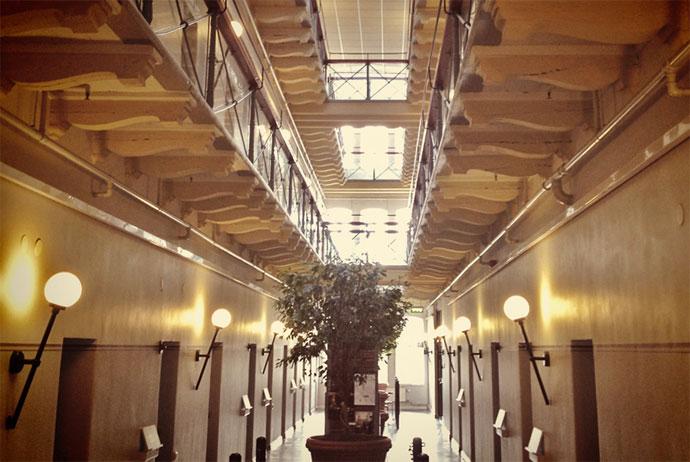 Inside Stockholm's prison hostel