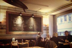 Review of Surf Shack burger bar in Malmö