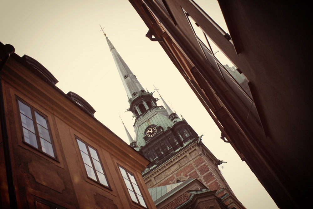 Gamla Stan in Stockholm is one of the best things to see in Sweden