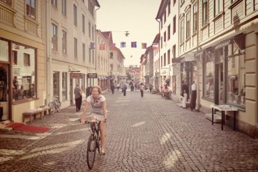 Haga is a pretty part of Gothenburg