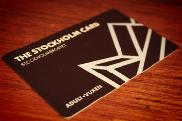 Stockholm Card: is it worth it?