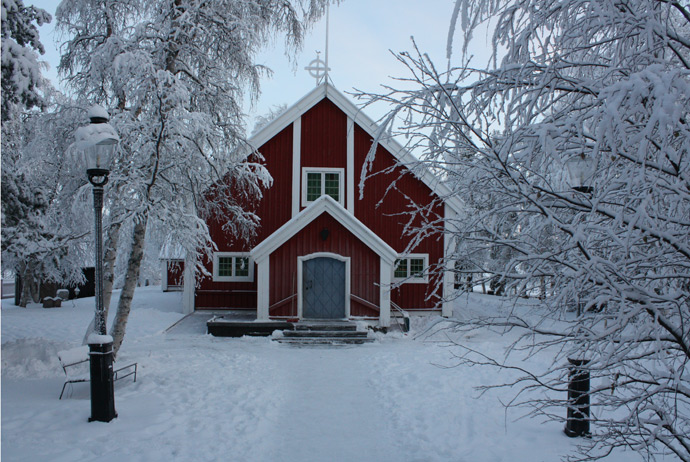 Jukkasjärvi Church