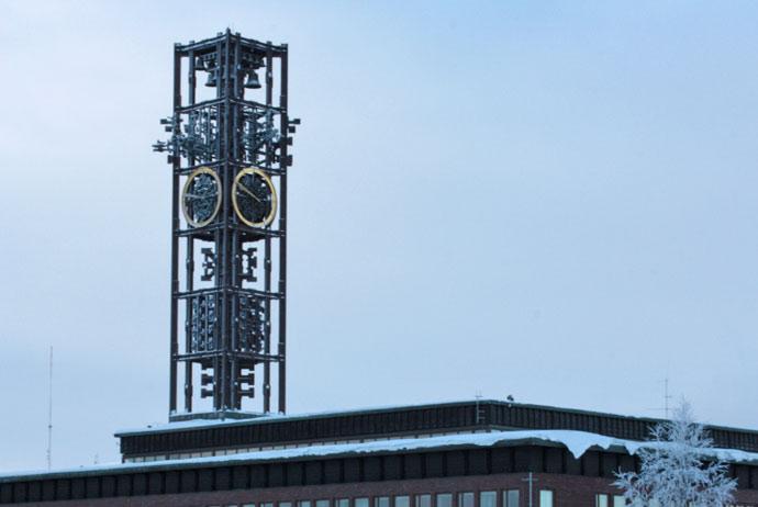 Kiruna City Hall