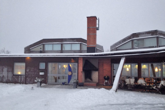 Máttaráhkká Northern Lights Lodge