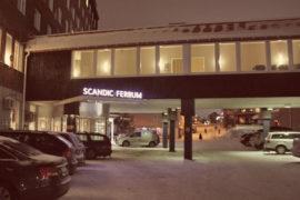 Scandic Ferrum in Kiruna