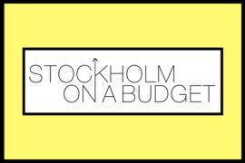 Stockholm travel guide pdf
