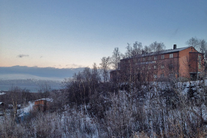 Abisko Turiststation is one of the best hostels in Swedish Lapland