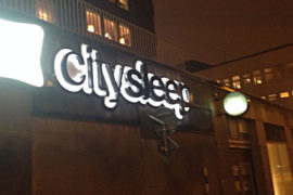 Citysleep is a hostel in Luleå