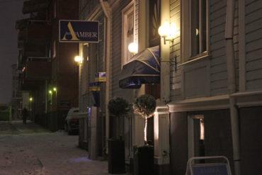 Hotell Amber Luleå
