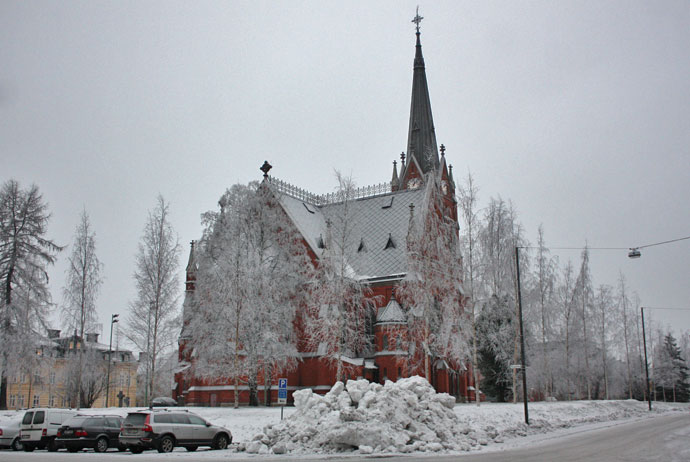 Luleå Cathedral
