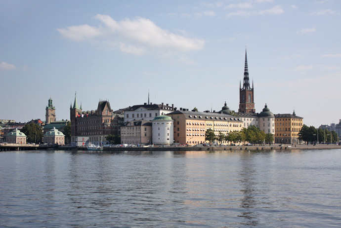 Stockholm for kids