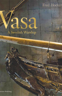 Vasa book from Sweden